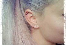 Holes in my Ears