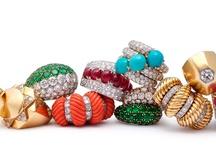 Jewelry Vault / ~ Magnificent Jewels ~ / by Melissa Magid