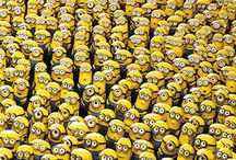 MINION World / MINIONS, minions and more minions