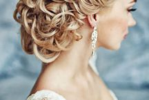 Wedding Hair / by Ogle School Hair & Nails