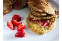POMYSŁY NA ŚNIADANIE / Śniadania - słodkie i słone