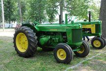 % John Deere Tractors / % John Deere Tractors / by Dennis Espindola Sr.