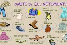 lexique FLE / images du lexique français pour utiliser en classe