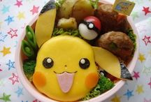 Kyaraben /Character lunch box / http://en.wikipedia.org/wiki/Kyaraben