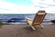 Perfect Adirondack Chair