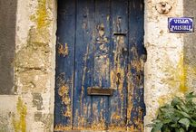 doorways / Doors to other places. / by Myles Blackwood