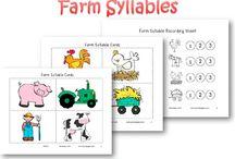 farm syllables