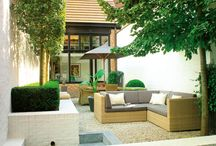 Outdoor ideas / Landscaping  / by Kris Holmes