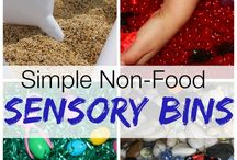 Sensory / Items to include for sensory needs in education and home settings