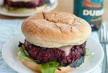 Vegetarian & Vegan Burgers / Vegetarian & Vegan Burgers
