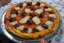Pizza & breads / Best italian recipes of pizza and bread