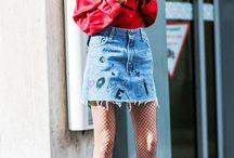 Paris Chic Street Fashion