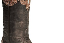 Boots / by Beth Simpson