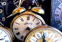 Clocks / by colette hager