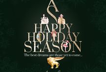 Season Holiday Greetings / Happy Holidays from me and my whole team! Treat yourself to a Dream... The key to opening its doors is Il Ballo del Doge.
