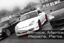 Porsche Service and Repair / Chicago's Authoritative Automotive Expert specializing in Repair and Service for Porsche - Rennology Motor Sport Inc.