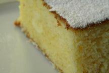 sütlü kek