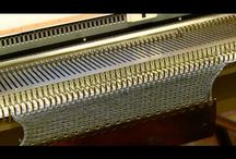 Вязание-Silver reed