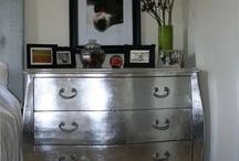 Silver - sølv møbler