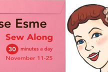 Esme House Points Tally / http://sewingcake.com/the-house-points-tracker This is a way to keep track of points for Esme House during the Red Velvet 30 Minutes A Day Sewalong / by StephC