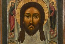 Antique Russian Icons / Russian Icons, Greek Icons, Religious Art