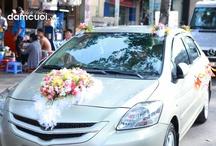 An & Dung Wedding Flowers