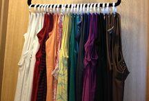 closets / by Debbie Miranda