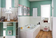 Bathroom/Bathroom / by Tara Tevepaugh