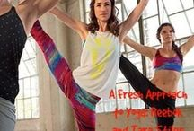 Yoga, Barre, Pilates