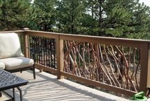 Colorado Deck Railing