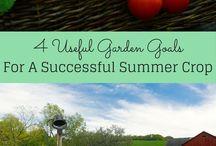 Mrs. R's Gardening Tips