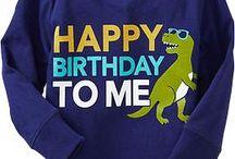 Rex's birthday party! / by Samara Rivers