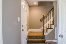 Foyers & Entryways / Your foyer/entryway should set the tone for the rest of your space. It should feel welcoming and warm! Here are some foyers/entryways by Balducci Inc.