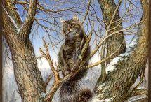 кот как Тихон