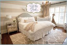 Nursery/Guest Room Ideas / by Audrey Abraham