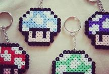 Beads/Perler/Hama Super Mario