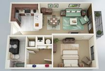 Layout Appartment
