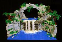 LEGO Landscaping