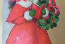 VINTAGE CHRISTMAS & CHRISTMAS GIFS / by Donna Grodis