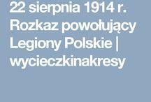 Sierpien 1914 powolanie legionow