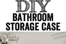Badrum / Idéer till badrummet