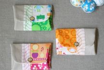 wallets,purses, totes, coin purses, etc / by Colleen Marsden