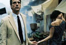 "Milla Jovovich & Jeremy Irons для ""DKNY"" / Milla Jovovich & Jeremy Irons для ""DKNY"""
