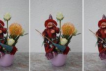 Halloween / Arranjos florais para celebrar o Halloween  Doceflor.pt
