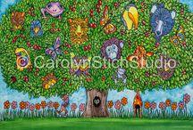 Scenic by Carolyn Stich