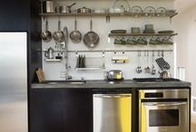 Kitchy / Kitchens I like  / by Jamie Steinfeld