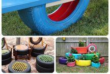 Tyre meubels