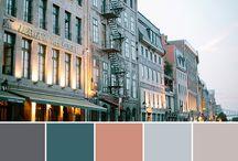 Home - Color Palette