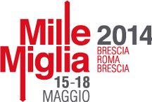 Millemiglia / La gara più bello del mondo cit Enzo Ferrari