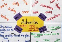 Education - Adverbs